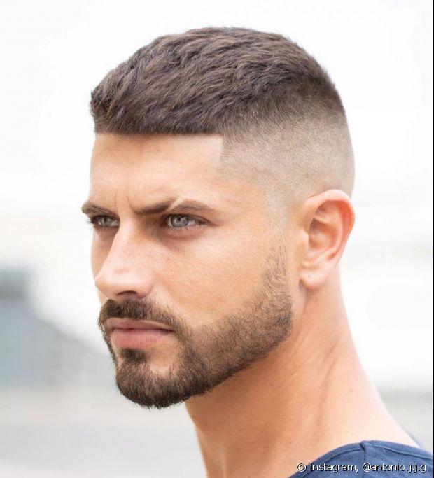 Corte militar: degradê, sidecut, reto… se inspire em 7 estilos para o renovar o visual masculino – Motosiklet kaskları