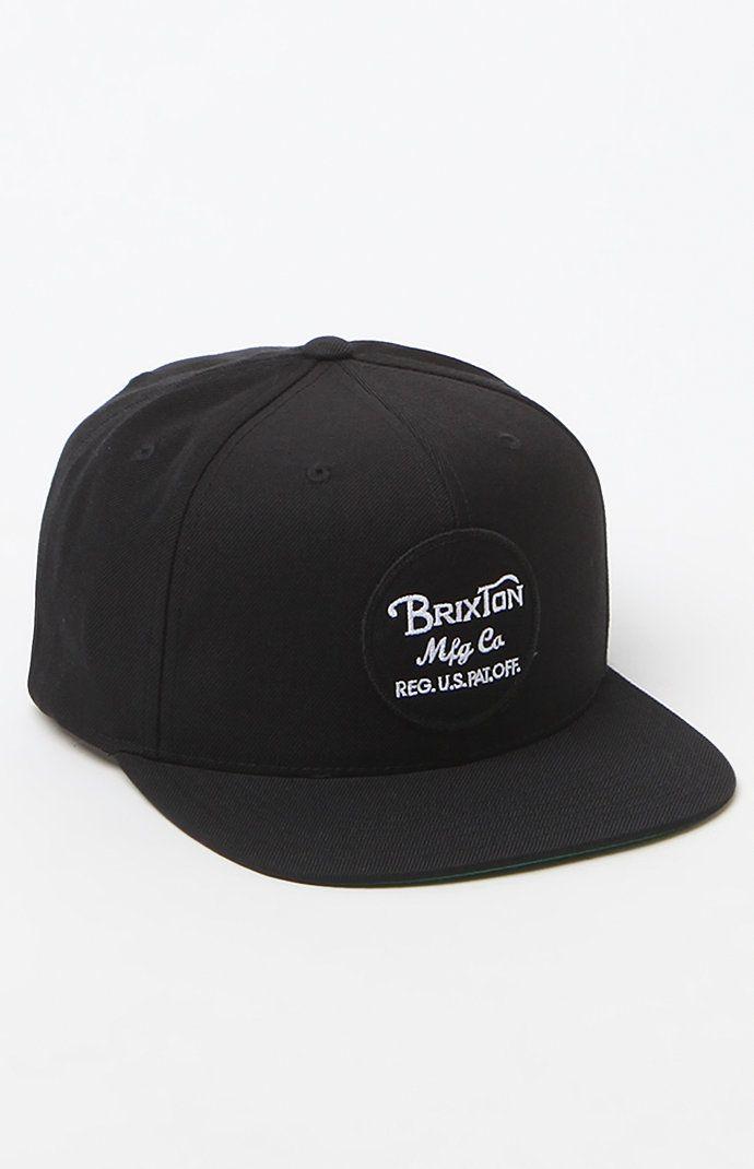 2e641a1ce53 Wheeler Snapback Hat