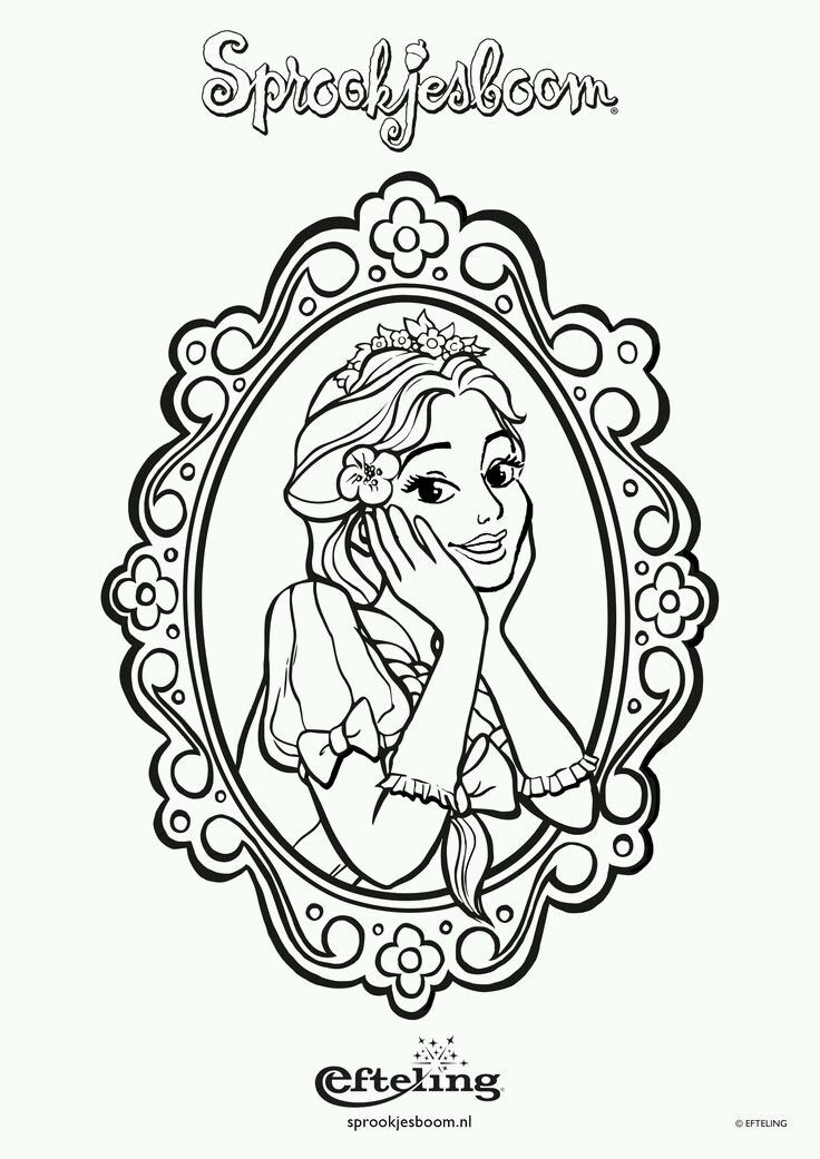 Pin de Carolina González en Dibujo para colorear niñas | Pinterest ...
