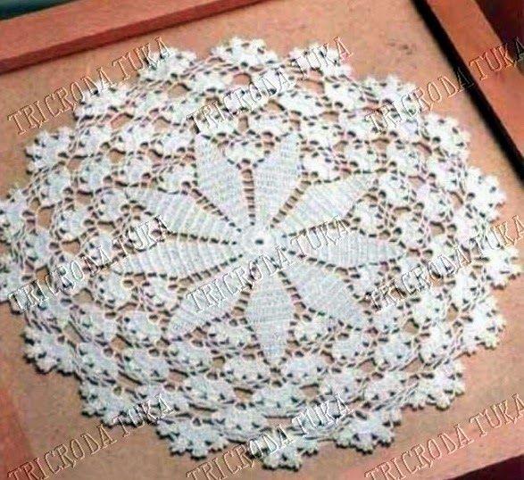 Pin de Viviana Murua en crochet varios | Pinterest | Ganchillo y Varios