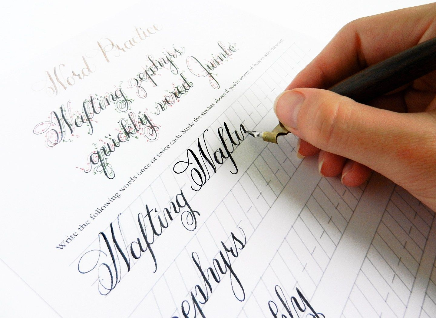 7 Ways To Stay Motivated When Learning Calligraphy