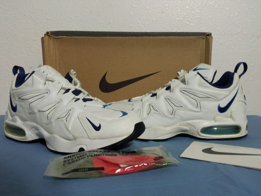 info for 0d21e 369bc Nike Air Max Tailwind 96 VTG OG 11.5 95 97 98 Photo Blue 90 1 DS NEW WITH  BOX  Nike  RunningCrossTraining