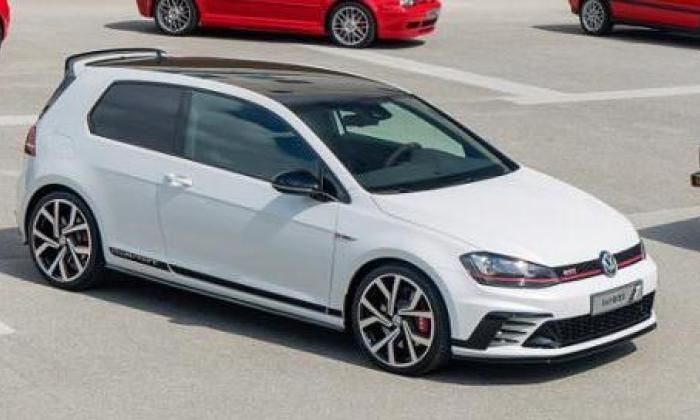 Vw Golf Gti Clubsport S Confirmed For Worthersee With 310 Hp Golf Gti Vw Golf Car Volkswagen