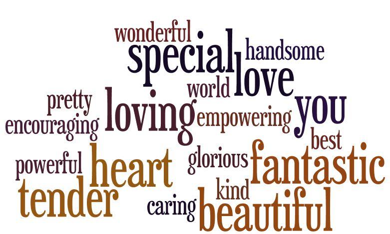 Image result for words of affirmation love language