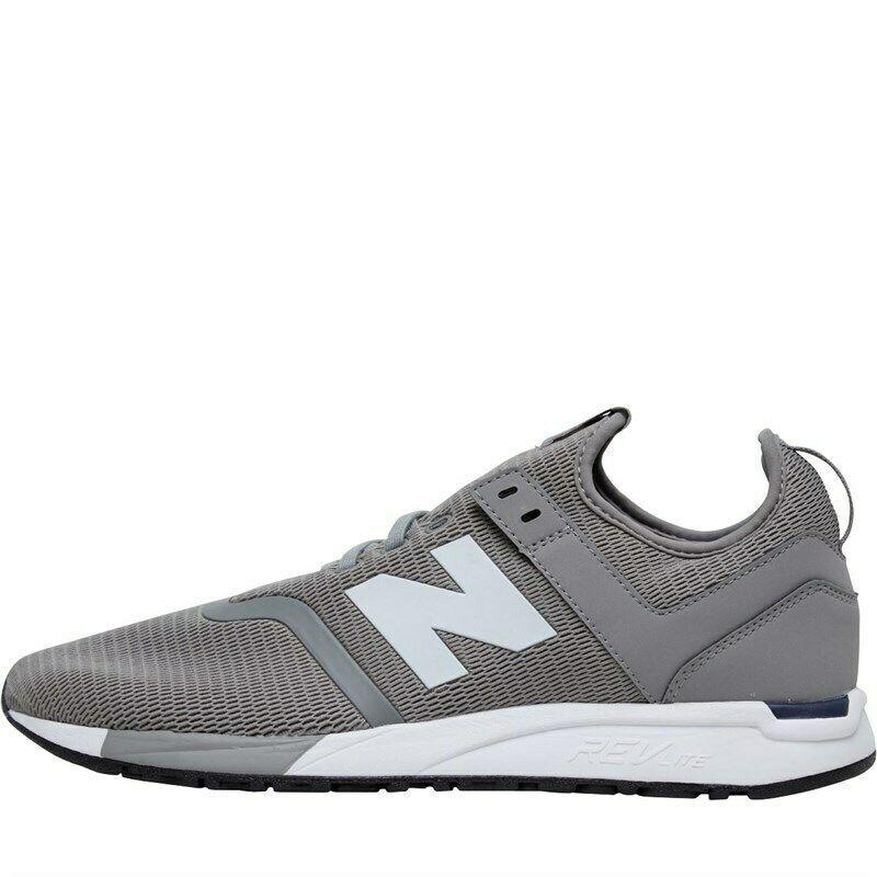 New Balance 247 Decon Trainers Steel Mens #NewBalance | New ...