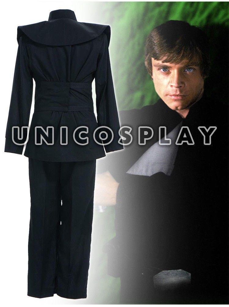 "Custom Tunic DARK GRAY for Star Wars 6/"" Black Series Jedi Luke Skywalker NO FIG"