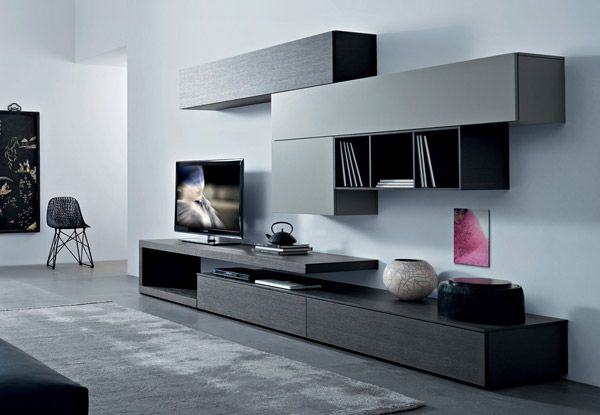 Disegno wall system by Sangiacomo | spaces of interest ...