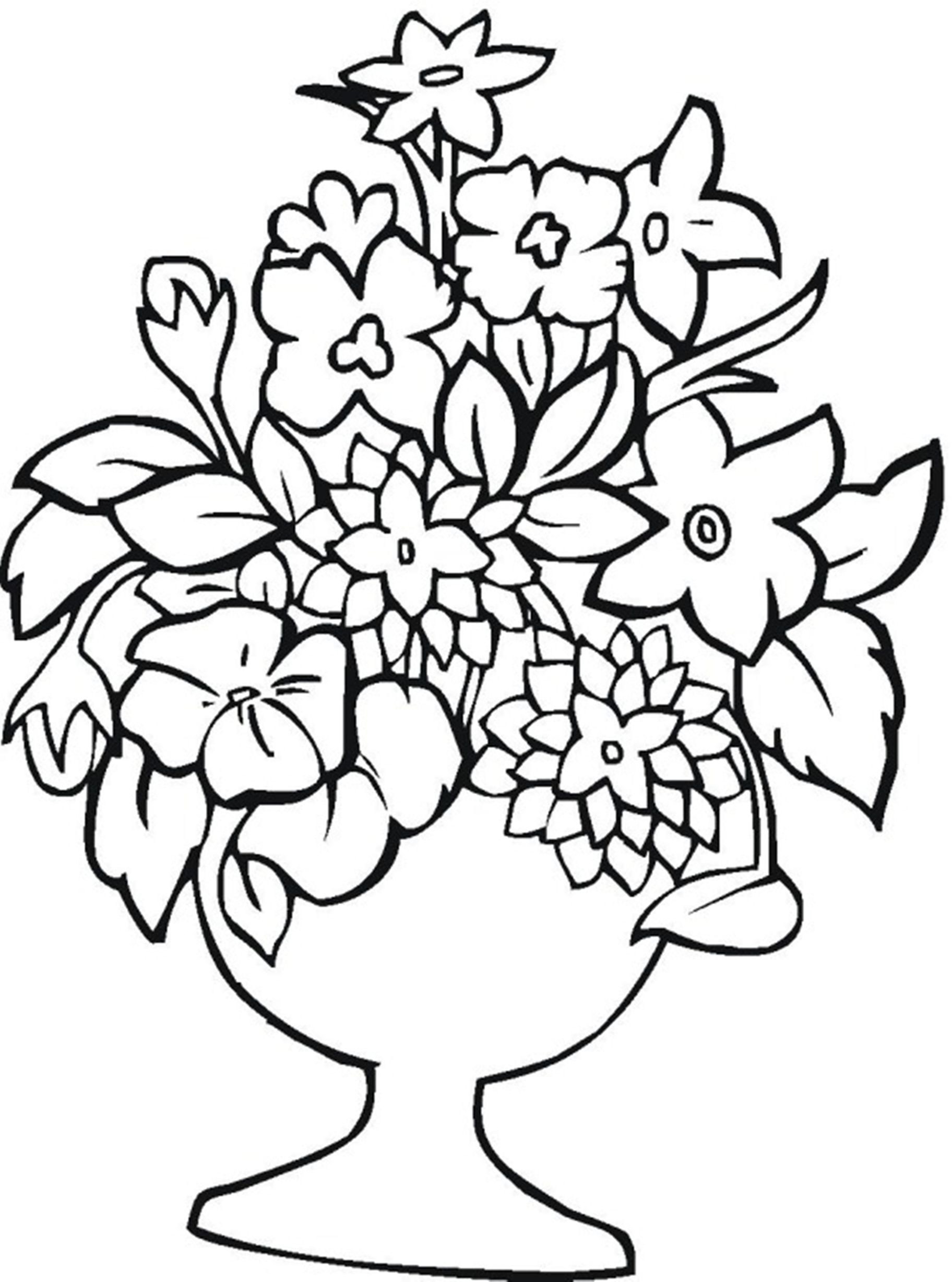 Pin by olga on printables pinterest coloring pages flower