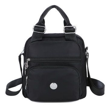 a6d51aebe3ec Waterproof Oxford Cloth Women Handbag Crossbody Bag Shoulder Bag Big Purses