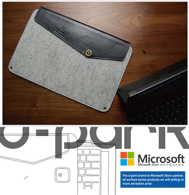 Virgo, Case Cover Sleeve Bag Pouch For Surface Rt Pro 2