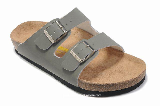 Birkenstock Arizona Mens Sandals 802 Gray_5.jpg (640×426)
