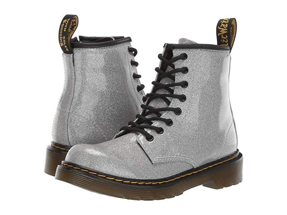 glitter steel toe boots