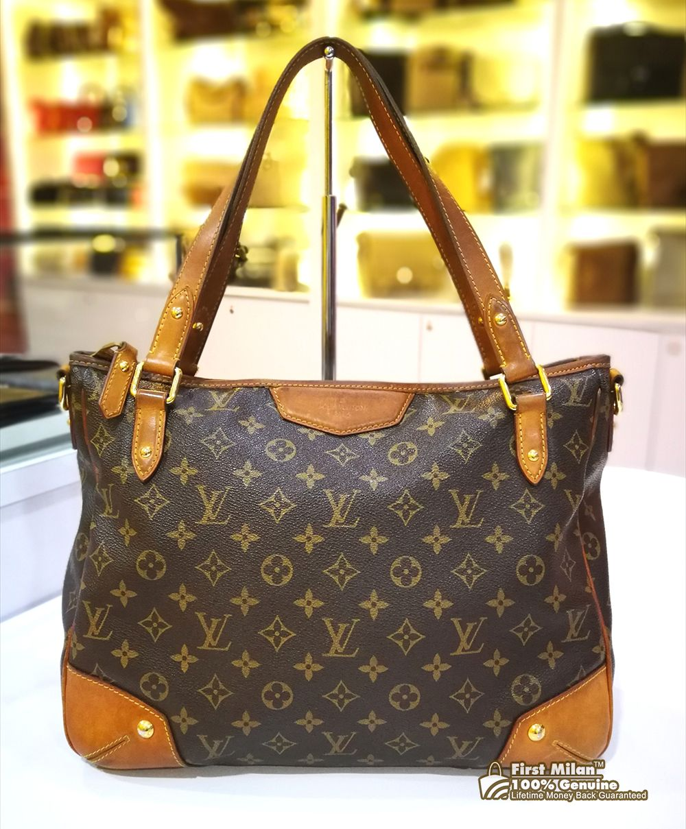 LOUIS VUITTON Monogram Canvas Estrela MM RM LOUIS VUITTON in