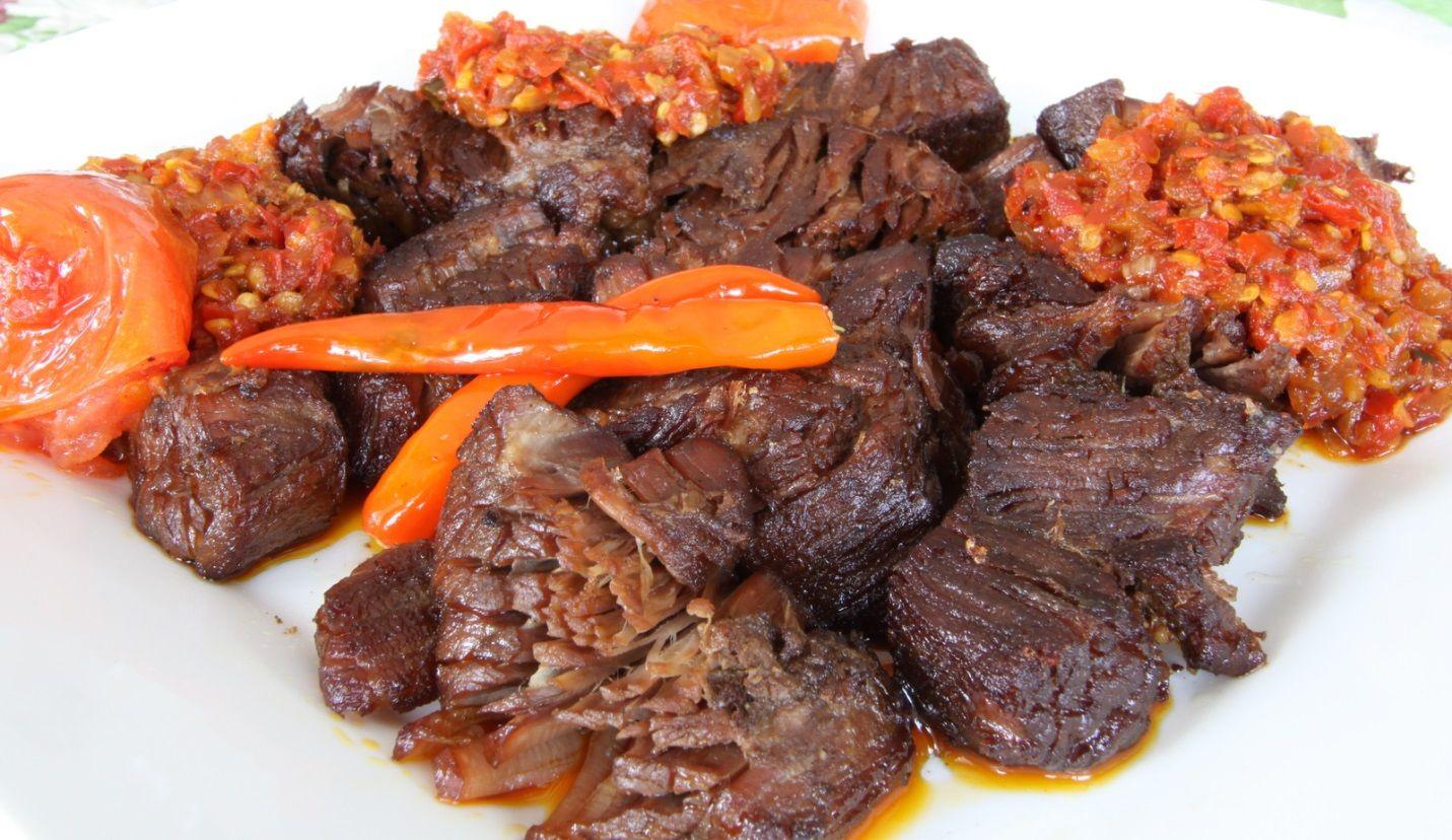 Tabloid Jasa Kospin Volume 2 Makanan Resep Masakan Indonesia Daging