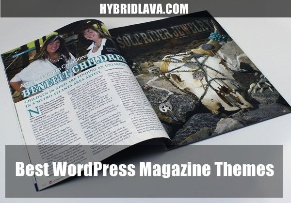 Top 20 Best WordPress Magazine Themes in 2014