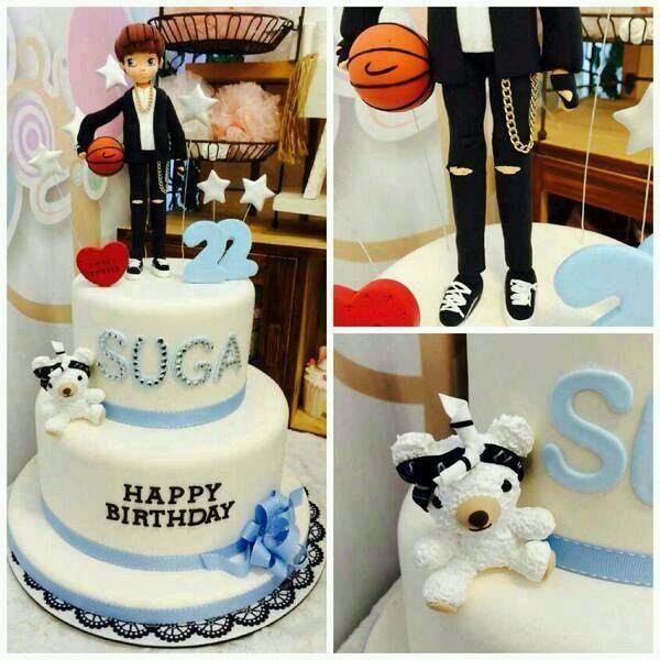 Suga Happy Birthday Kpop Pinterest Best BTS