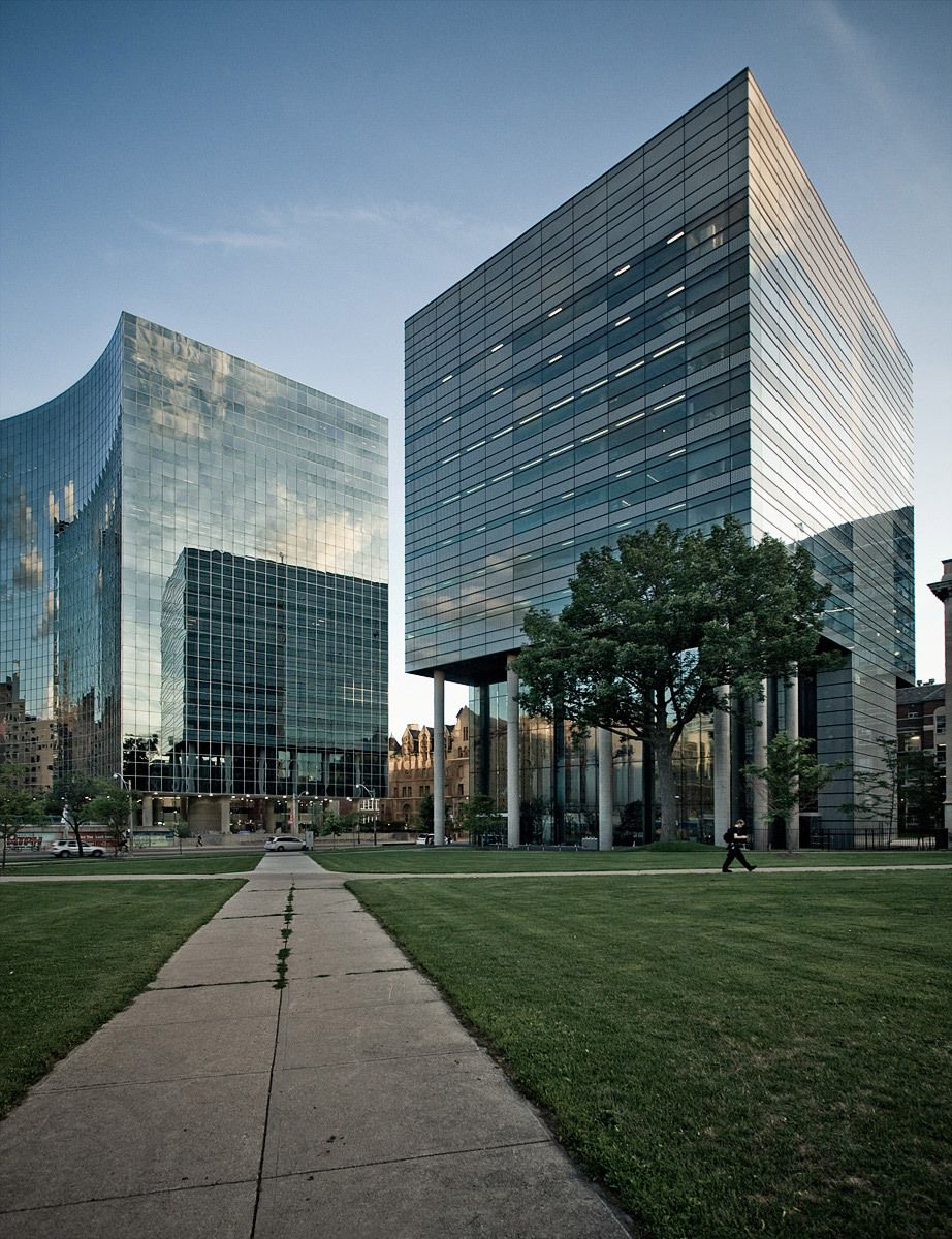 Great Pharmacy Building By Foster + Partners, University Of Toronto,