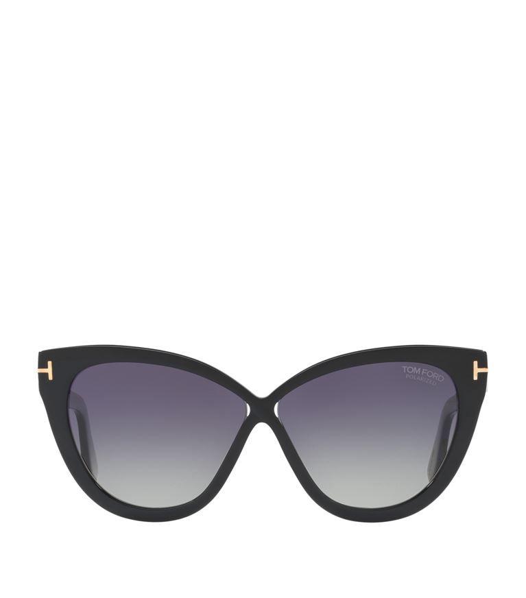 de5a4a85b412 TOM FORD Arabella Cat Eye Sunglasses.  tomford   Cute Sunglasses