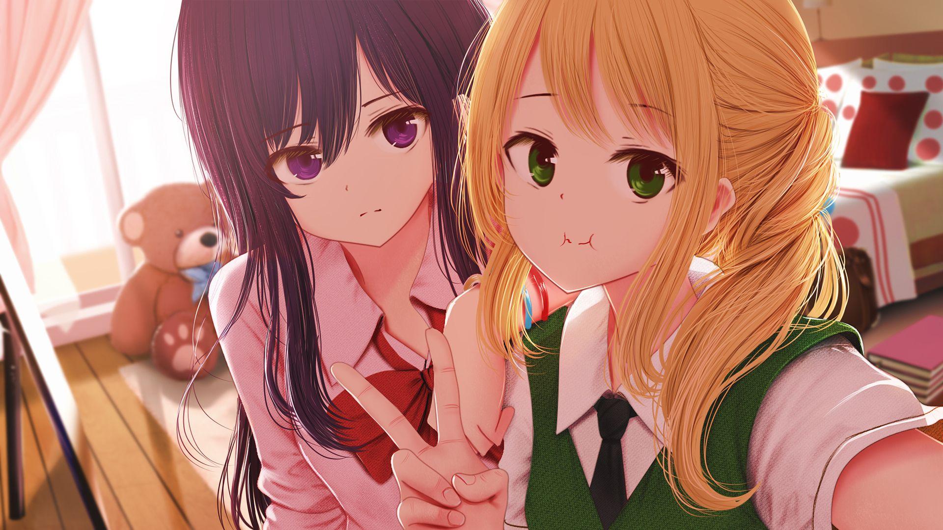 Yzmei Xchange Uniform Artistas Anime 1080p