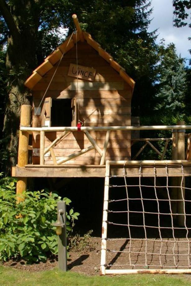 Kinder gartenhaus stelzen my blog - Camping toilette fur gartenhaus ...