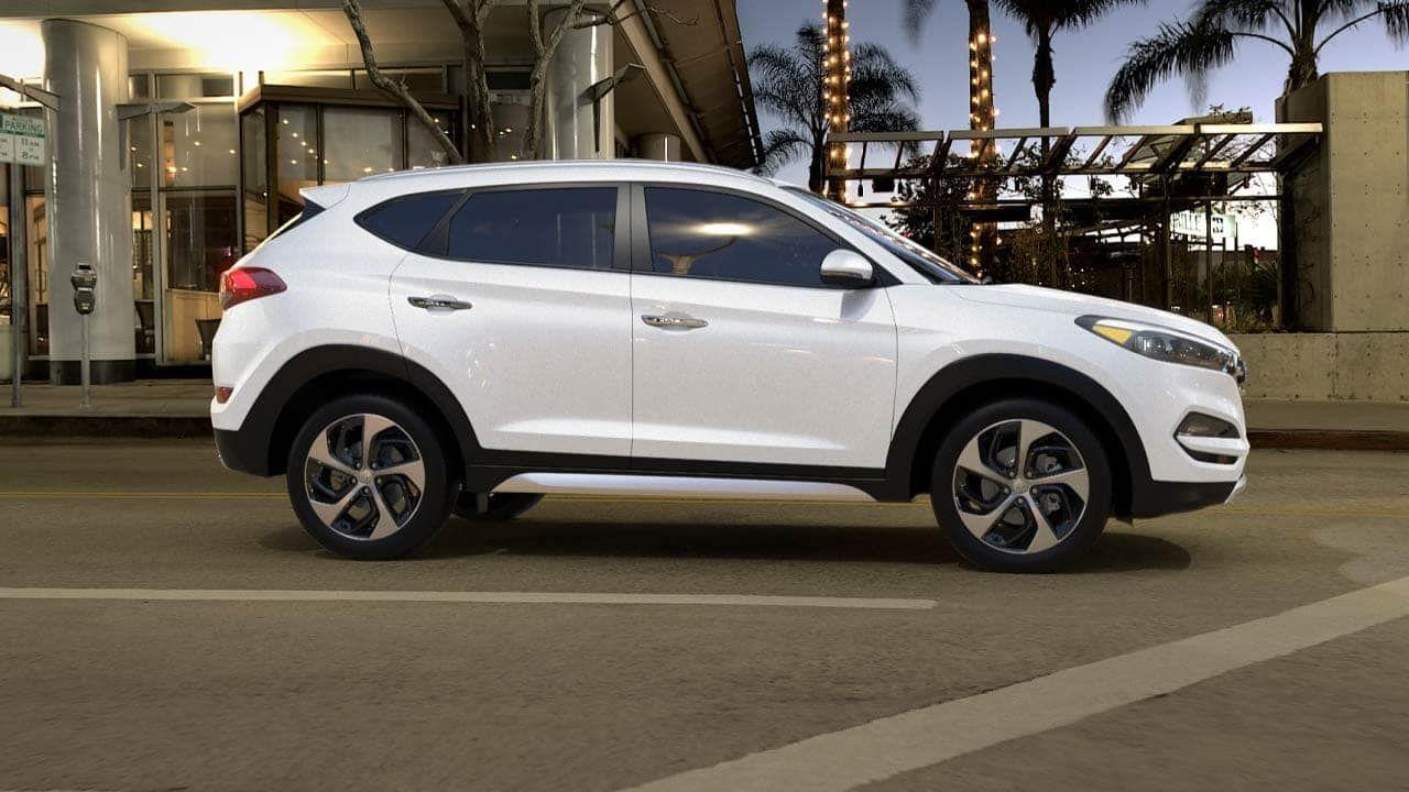 2018 Hyundai Tucson Hyundai tucson