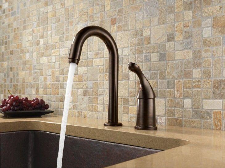 Delta-Savile-Stainless-Kitchen-Faucet | Delta Kitchen ...