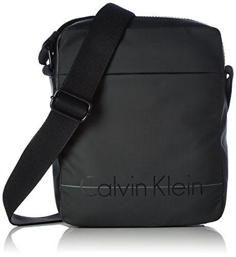 c72a1e997b6 Calvin Klein Jeans Men's LOGAN 2.0 REPORTER Cross-body Bag – S/S 2017 – Calvin  Klein logan 2.0 report K50K502072-001 men black – K50K502072-001 – 100% ...