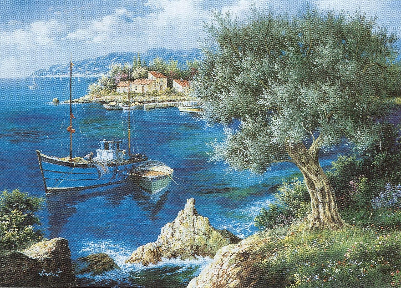 Tableaux des Paysages de Provence | Paysage de provence, Paysage et Peinture paysage