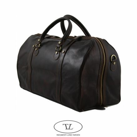 leather carry on bags for men | Men's Leather Carry-On Luggage ...