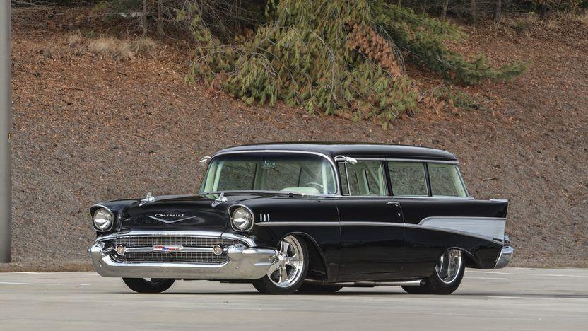 1957 Chevrolet 210 Handyman Wagon 1 1957 Chevrolet Chevrolet Wagon
