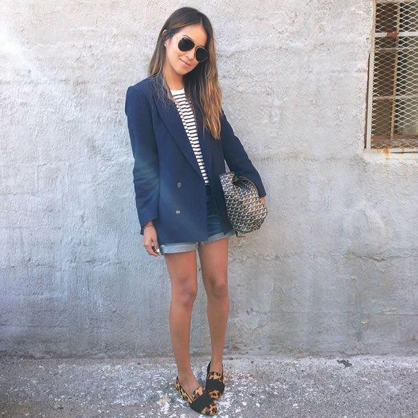 Los looks de primavera de las fashion bloggers