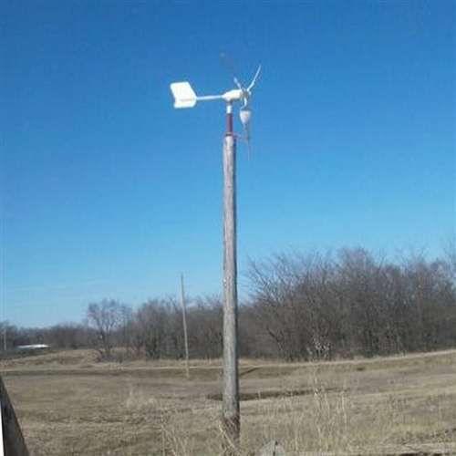 Aleko 174 Ez Mount For Wind Generator Tower Pole For Wind
