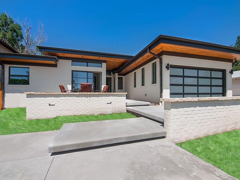 Exterior Of Homes Designs Exterior Designs Brick Ranch