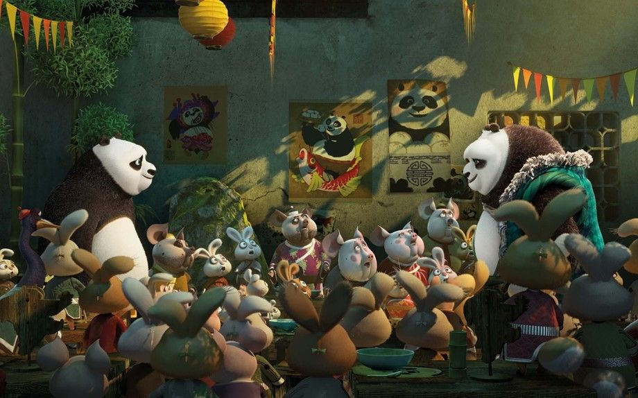 Kung Fu Panda 4 Plot Cast Revealed What About Kung Fu Panda 5 Kung Fu Panda Kung Fu Panda 3 Magical Photography