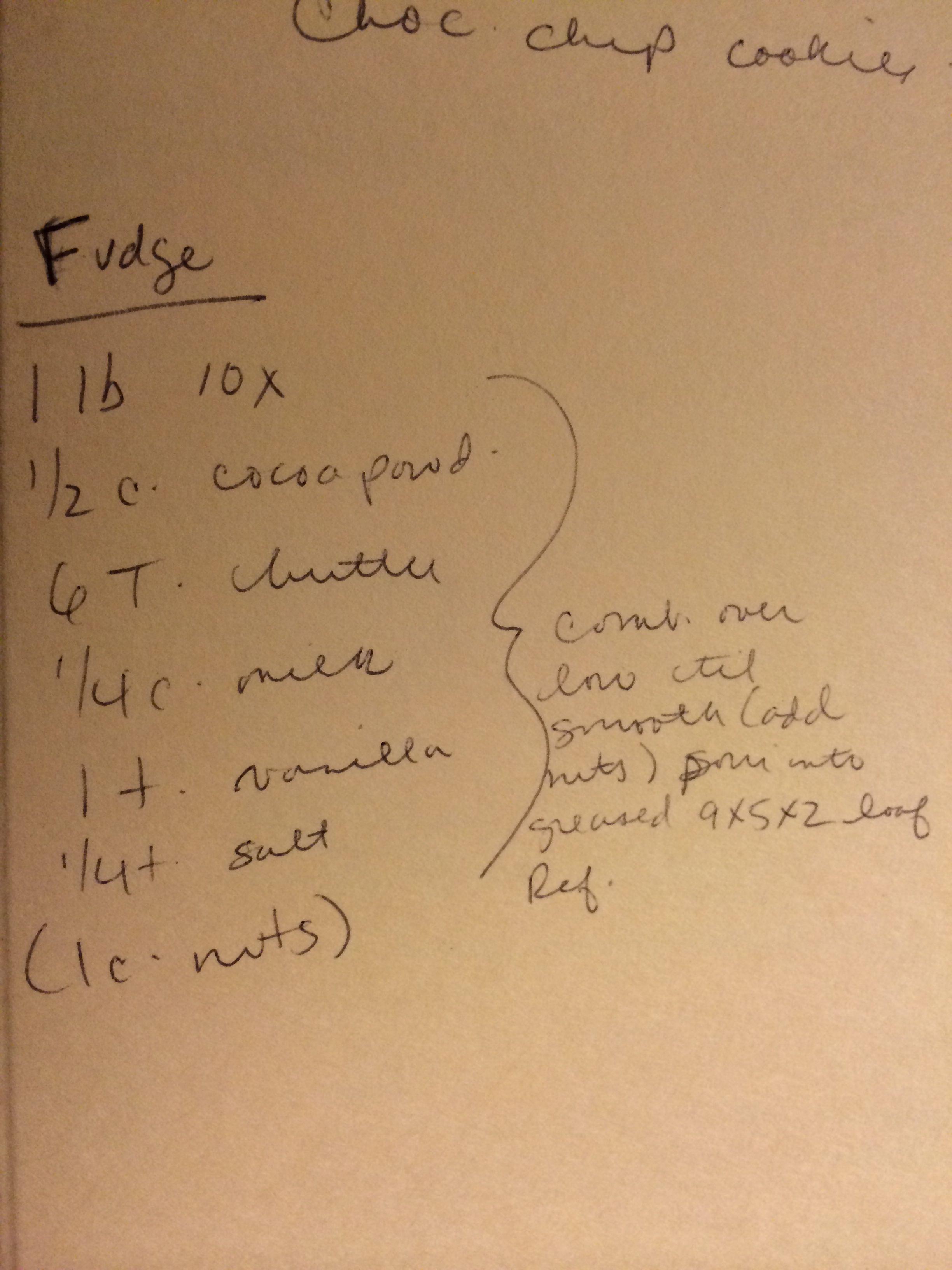 10x fudge