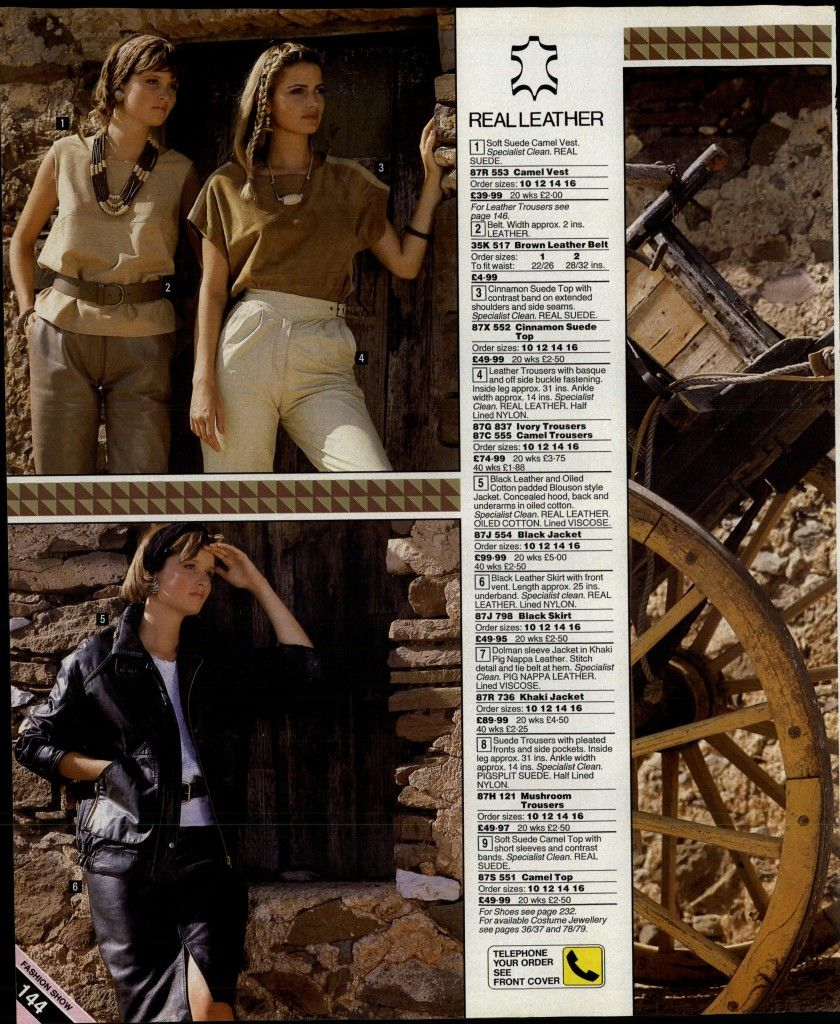 Mail order catalog home decor - 1985 Grattan Spring Summer Mail Order Catalogue