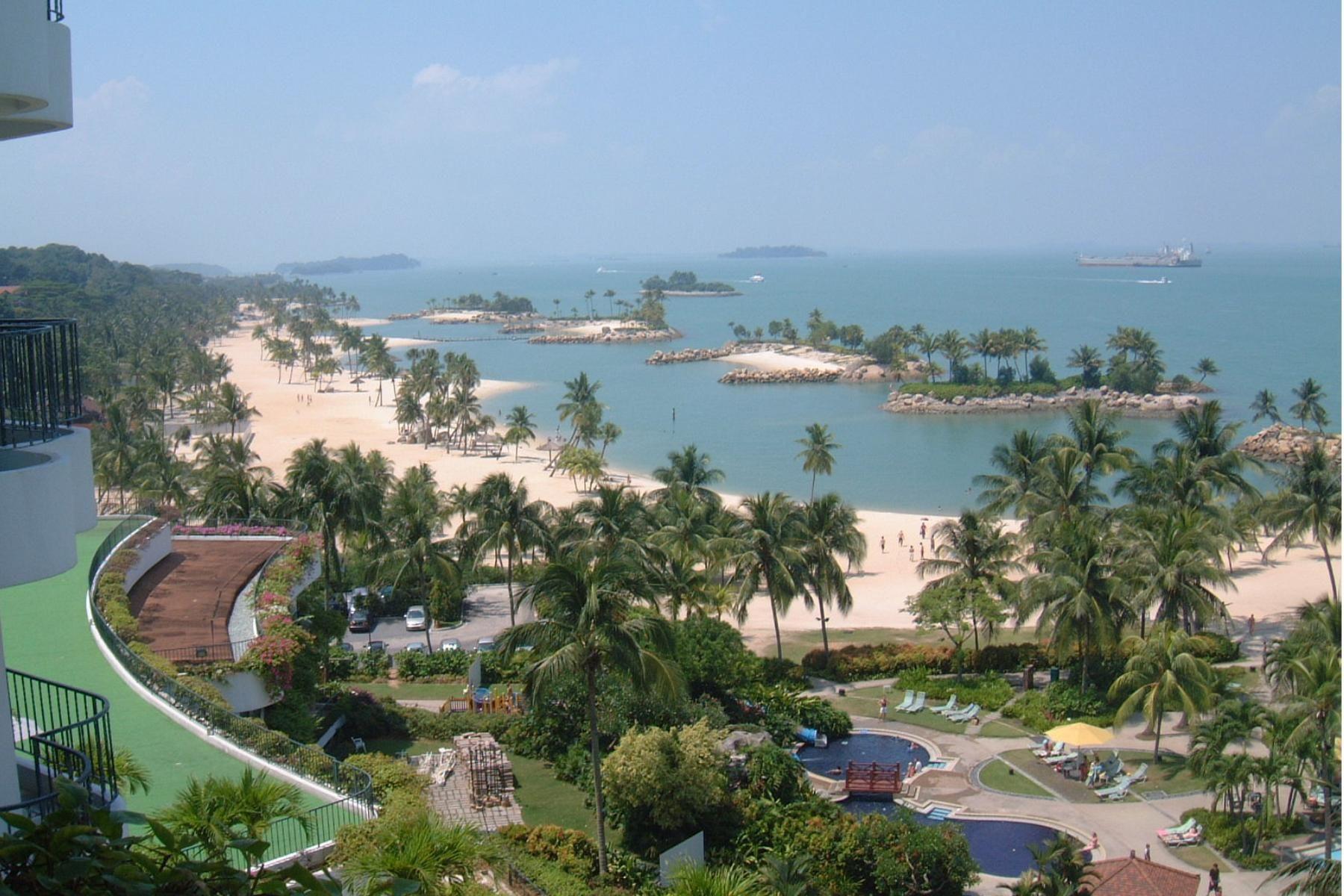 Sentosa Island Singapore Hd Travel Photos And Wallpapers Sentosa Island Singapore Overseas Travel Travel Photos