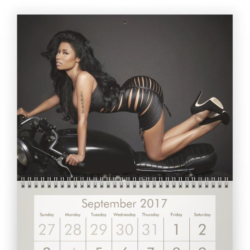 Nicki Minaj Calendar 2019 For Sale Nicki minaj 2019 | 2017 CALENDARS | Nicki minaj 2017, Nicki minaj