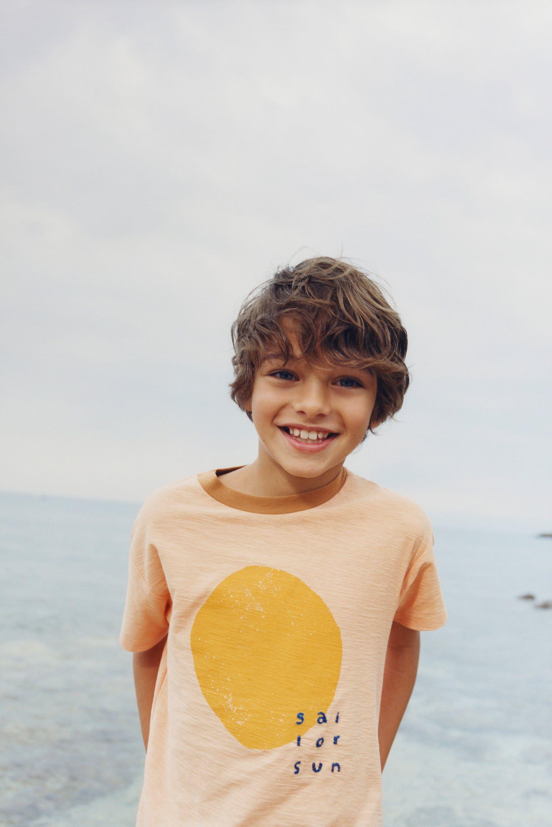 9965d8b17a Editorial-NO WAVES TODAY!-BOY | 5 - 14 years-KIDS | ZARA Belgium ...
