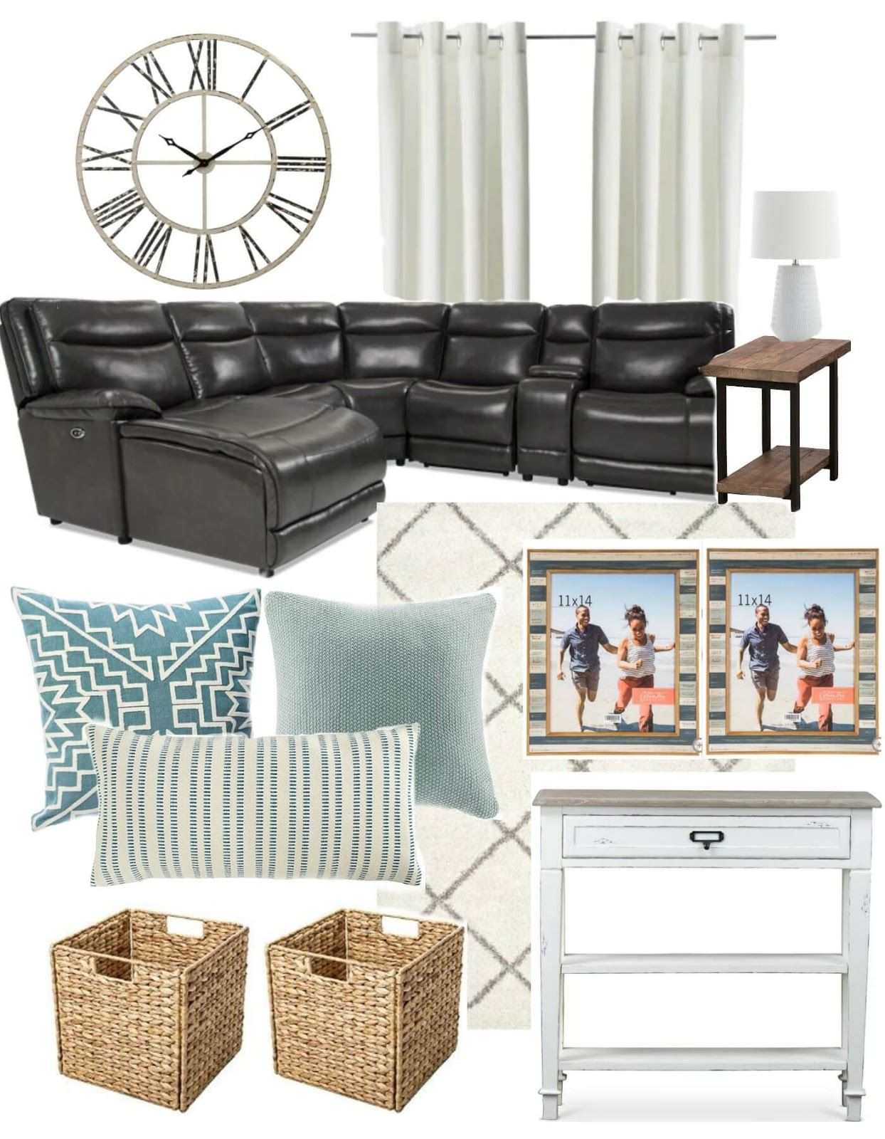 Decorating Around A Leather Couch Leather Couches Living Room