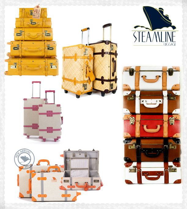 17 Best images about Luggage / Travel on Pinterest | Vintage ...