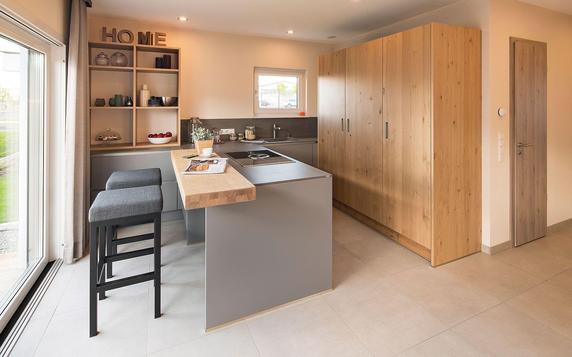 neo - mh günzburg in 2020 | moderne küche, fertighäuser