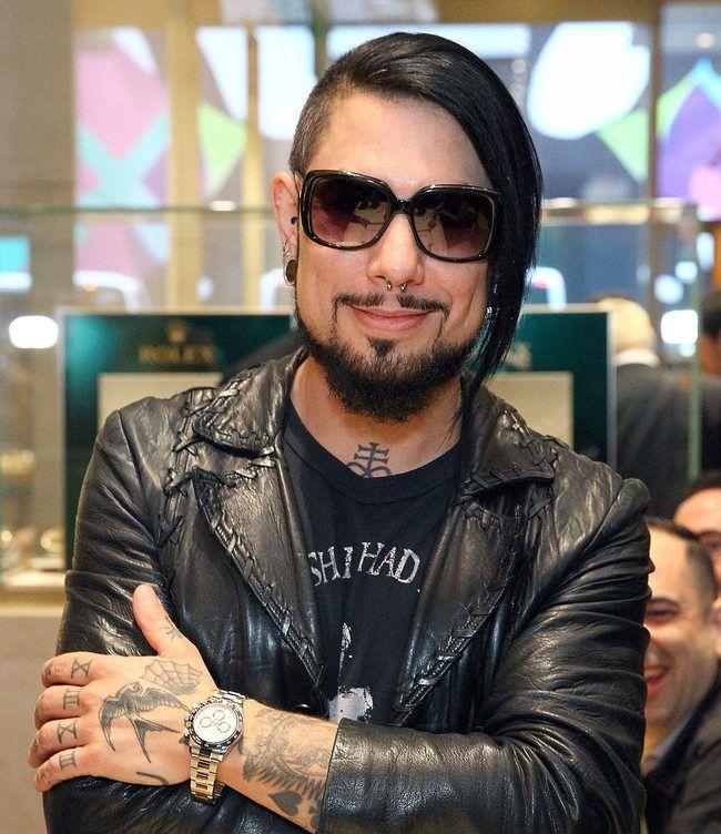 Dave Navarro judge on Ink Master ) Ink masters