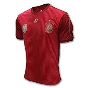 27fdc672f Camiseta Oficial Real Federación Española Infantil: Amazon.es: Deportes y  aire libre