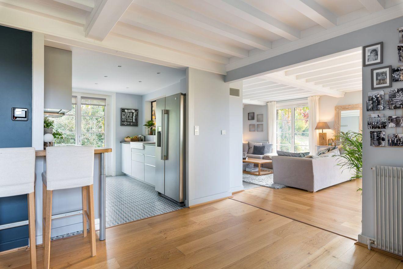Maison Lyon : rénovation de 120 m2 pour une famille | Maison lyon, Maison, Interieur design