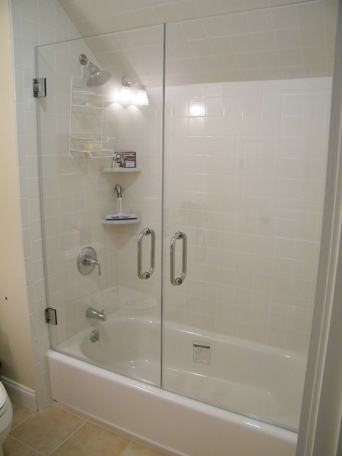 Tips To Choose Folding Bathroom Shower Doors Tub Shower Doors Bathtub Remodel