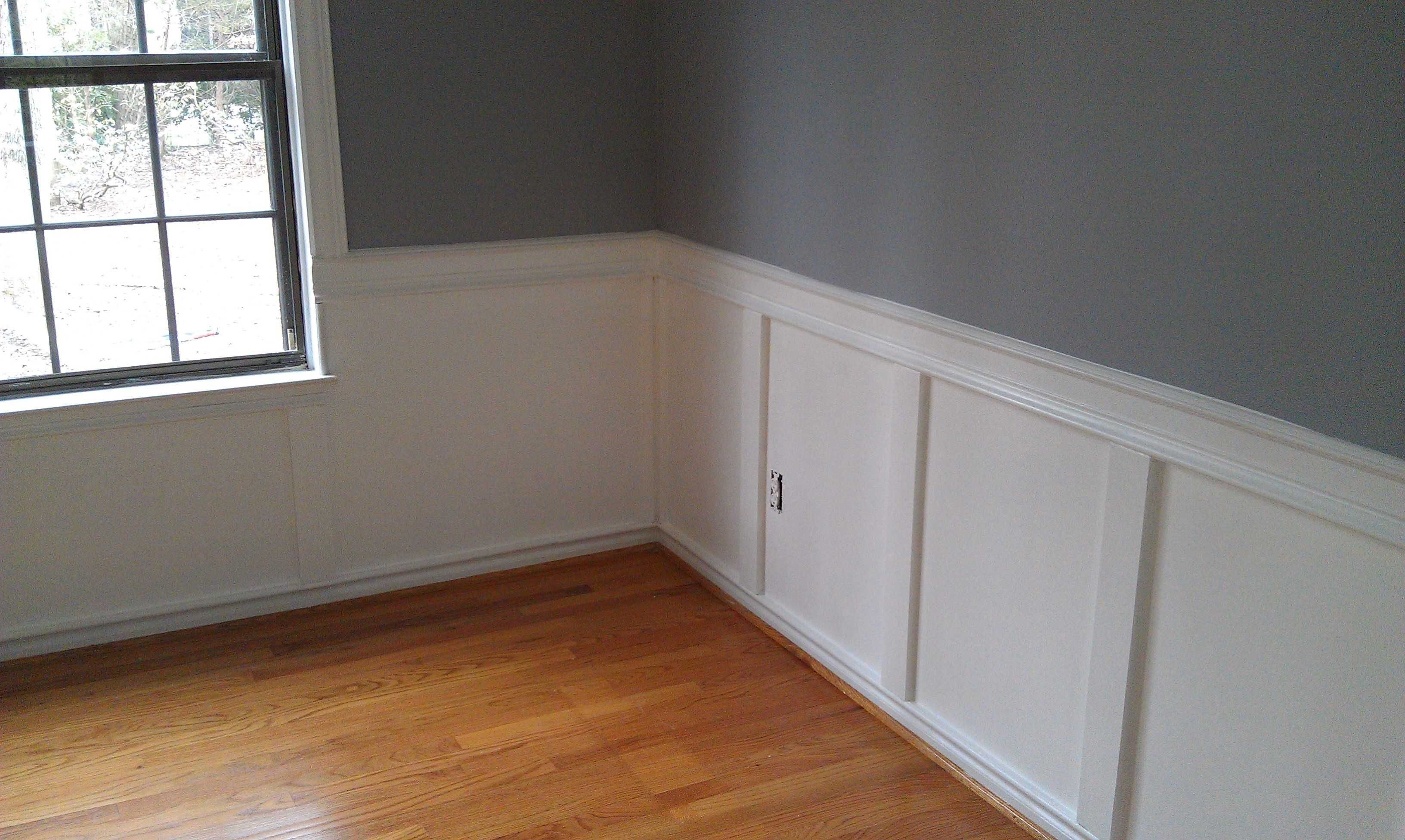 Wainscoting formal dining room - Room Dining Room Wainscoting