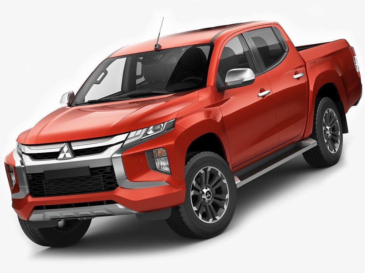 Mitsubishi Pick Up Overview and Price Mitsubishi