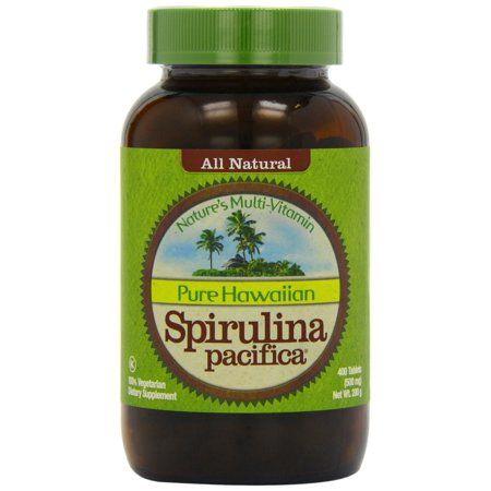 Nutrex Hawaii Pure Hawaiian Spirulina, 500 mg Tabl