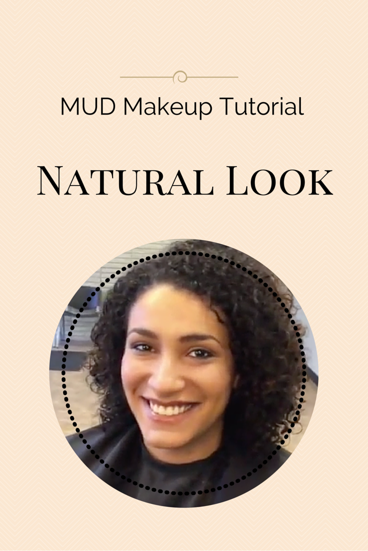 MUD Makeup TutorialNatural Look by Kirstin Holliday Mud